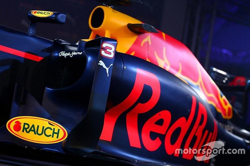 Red Bull ya tiene fecha para presentar su 'temido' coche de 2017