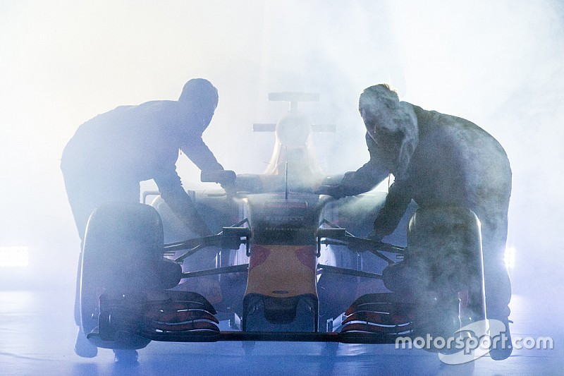 Red Bull annuncia che la RB13 sarà svelata il 26 febbraio