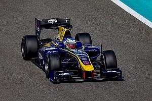 GP2 Son dakika DAMS, 2017'de Latifi ve Rowland ikilisiyle yarışacak