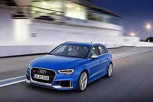 Prodotto Commento Audi RS3 Sportback, faccia a faccia con le rivali