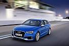 Prodotto Audi RS3 Sportback, faccia a faccia con le rivali
