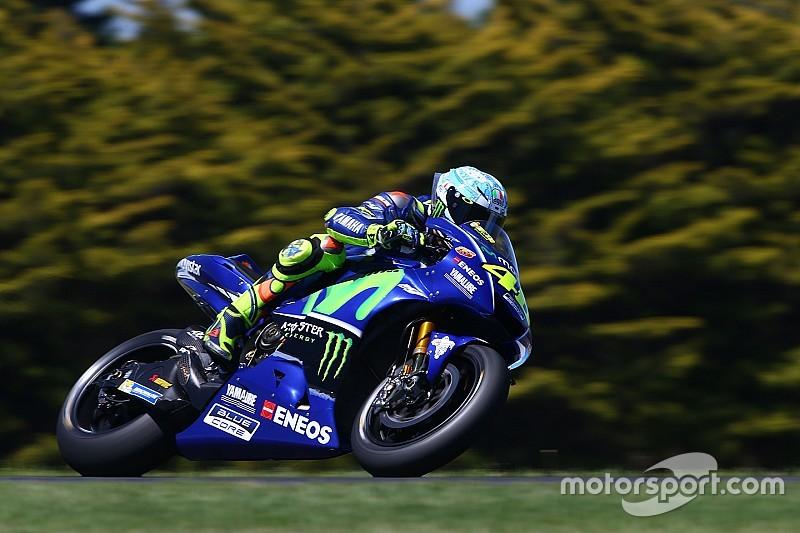 """Rossi: """"Márquez es claramente el más rápido de todos"""""""