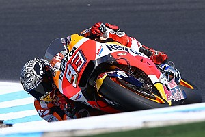 MotoGP Son dakika Marquez akıl oyunu oynamadığı konusunda ısrarcı