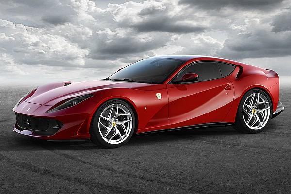 Prodotto Preview Ecco la Ferrari 812 Superfast. La vedremo al Salone di Ginevra