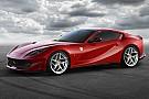 Prodotto Ecco la Ferrari 812 Superfast. La vedremo al Salone di Ginevra