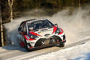WRC Репортаж з етапу Ралі Швеція: феєричний Ярі-Матті