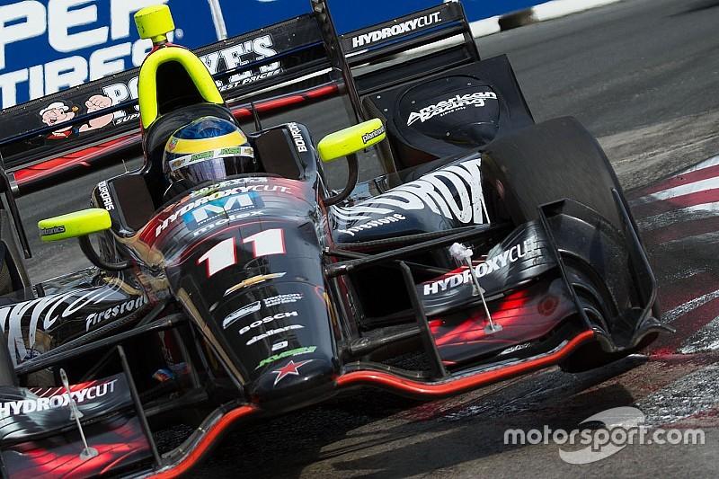 IndyCar-team KV Racing sluit deuren, inboedel verkocht aan Juncos