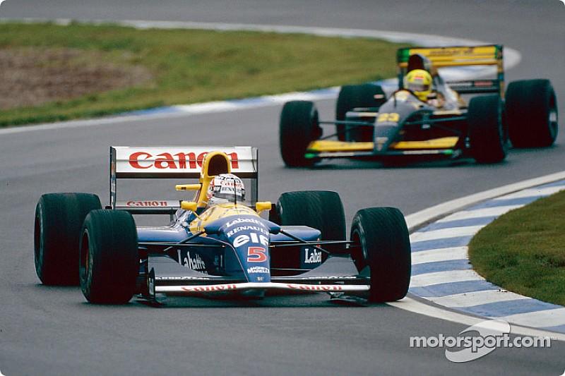 Los equipos de F1 apoyan la vuelta de las suspensiones activas