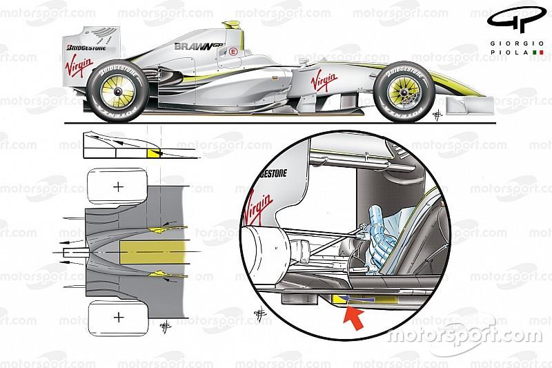 Retro F1 tech: De ingrijpende veranderingen van de laatste jaren