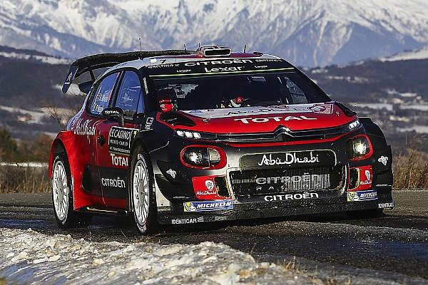 WRC Ultime notizie Citroen, Matton ammette: