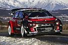 WRC Citroen, Matton ammette: