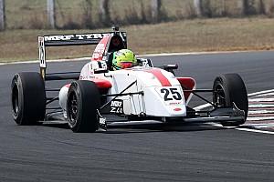 Indian Open Wheel BRÉKING Newey fia nyert Indiában, Schumacher második