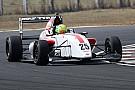 Indian Open Wheel Newey fia nyert Indiában, Schumacher második