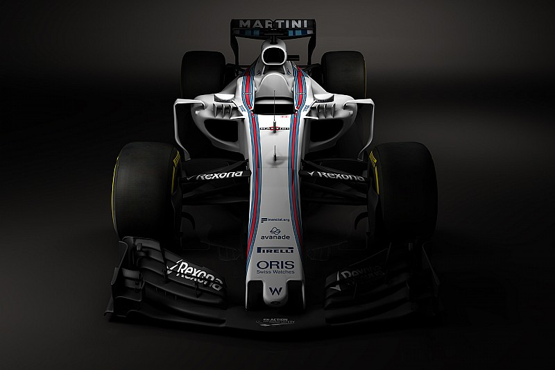 Технический анализ: что мы увидели на первых картинках Williams FW40