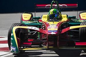 Formule E Résumé de qualifications Qualifs - Première pole position en Formule E pour Di Grassi!