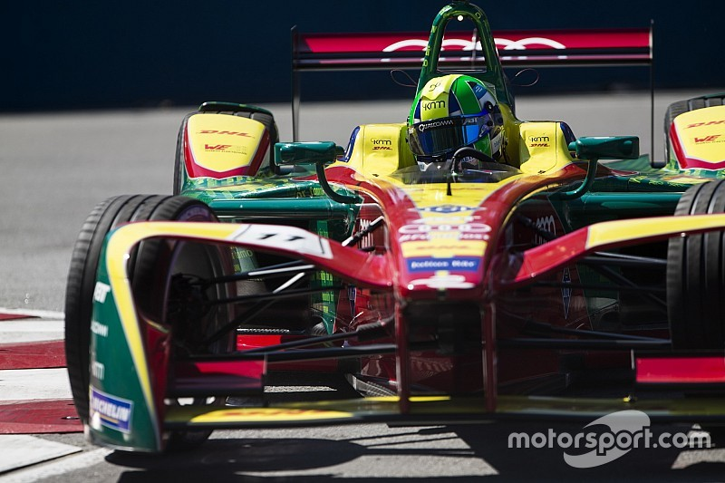 دي غراسي يتفوّق على الجميع ليُحرز قطب الانطلاق الأوّل للمرّة الأولى في الفورمولا إي