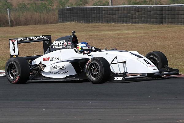 Indian Open Wheel Мик Шумахер потерял шансы на титул серии MRF