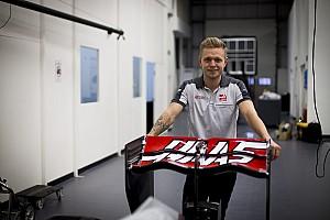 F1 Noticias de última hora Magnussen será el encargado de estrenar el nuevo Haas