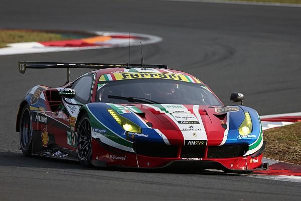 WEC 速報ニュース 【WEC】フェラーリ、ブルーニの後任としてピエール・グイディを起用