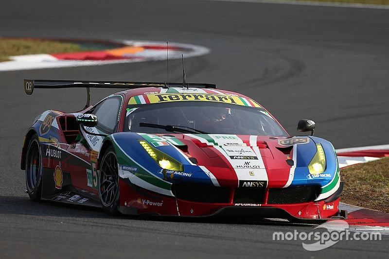 【WEC】フェラーリ、ブルーニの後任としてピエール・グイディを起用