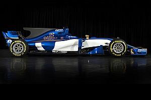 Fotogallery: svelate le forme della Sauber C36-Ferrari