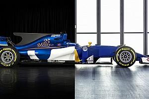 Formula 1 Special feature C35 vs C36: Perbandingan dua generasi mobil tim Sauber