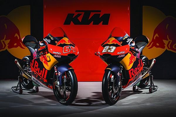 Moto2 I più cliccati Fotogallery: KTM presenta anche i programmi Moto2 e Moto3