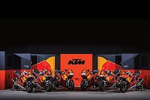 MotoGP Últimas notícias GALERIA: pintura da KTM para temporada 2017