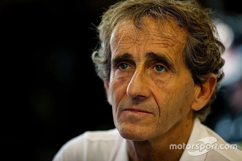 Прост приєднався до Renault у ролі радника