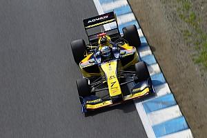 Super Formula Breaking news Rosenqvist, Lynn in contention for Super Formula seat