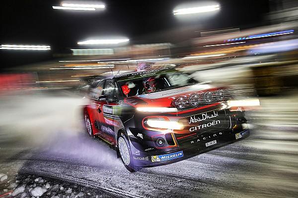 WRC Важливі новини 75-й ювілей Кріса Міка
