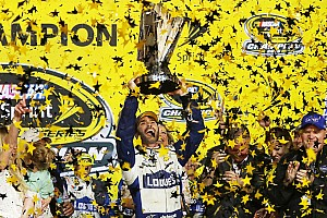NASCAR Cup Análisis Análisis: Diez pilotos que pueden destronar a Jimmie Johnson en 2017