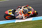 MotoGP Marc Marquez verletzt sich an Schulter bei MotoGP-Test in Jerez