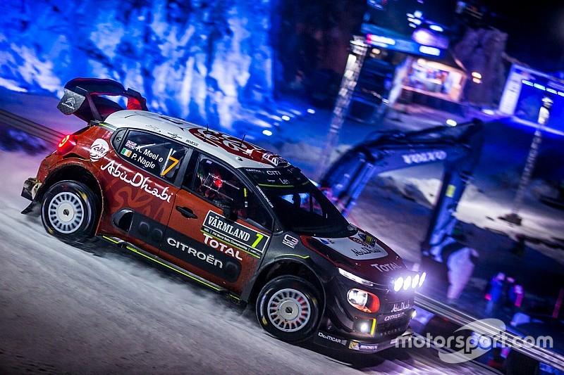 El WRC no introducirá híbridos antes de cinco años