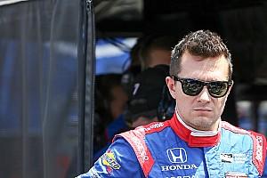 IndyCar Отчет о тестах Алешин завершил первый день тестов в Себринге с 12-м временем