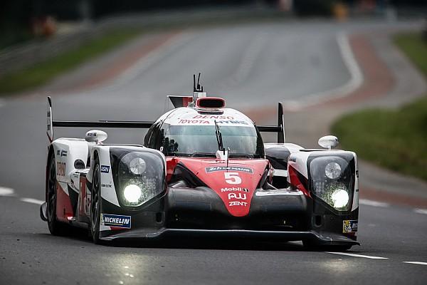 WEC Breaking news Toyota anggap susunan tiga mobil di Le Mans sebagai risiko finansial