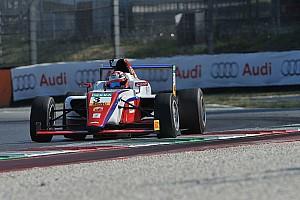 Другие Формулы Новость Россиянин Шлом выиграл в своей дебютной гонке Euroformula Open