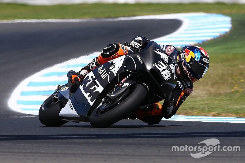 【MotoGP】KTM「苦労はあったが、バイクは80%仕上がっている」