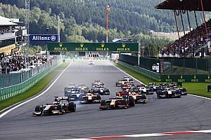FIA F2 Новость GP2 переименовали в Формулу 2
