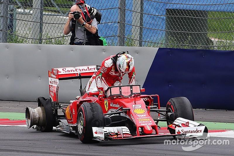 """Vettel: """"2016 fue un año importante para Ferrari, aprendimos y crecimos mucho"""""""