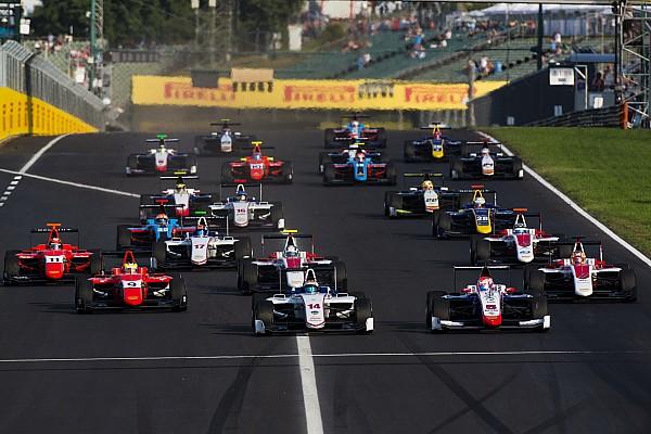 GP3 Noticias de última hora La GP3 y la F3 podrían unirse en 2019