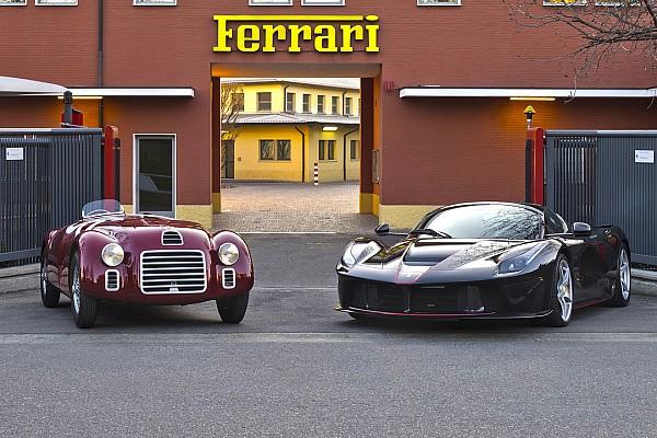 أخبار السيارات  الأكثر تشويقاً ذكرى مرور 70 عامًا على إطلاق إنزو فيراري أولى سياراته