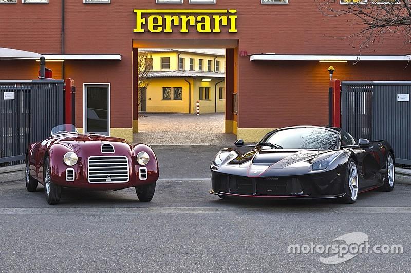 ذكرى مرور 70 عامًا على إطلاق إنزو فيراري أولى سياراته