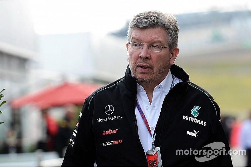 Ross Brawn plant F1-Arbeitsgruppe und Studie ums Überholen
