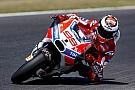 «В Ducati мною восхищаются». Лоренсо о своей новой команде