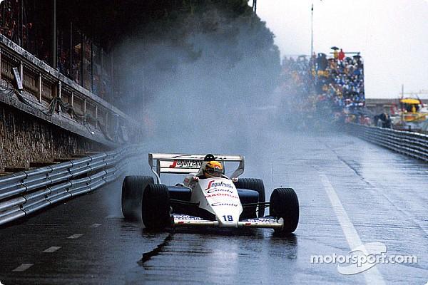 Portré: Senna már újonc szezonjában varázsolt