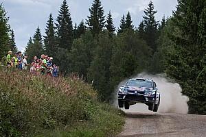 WRC News WRC 2017: Die Rallye Finnland soll langsamer werden