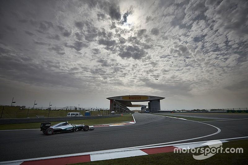 Льюис Хэмилтон одержал победу вквалификации Гран-при Китая
