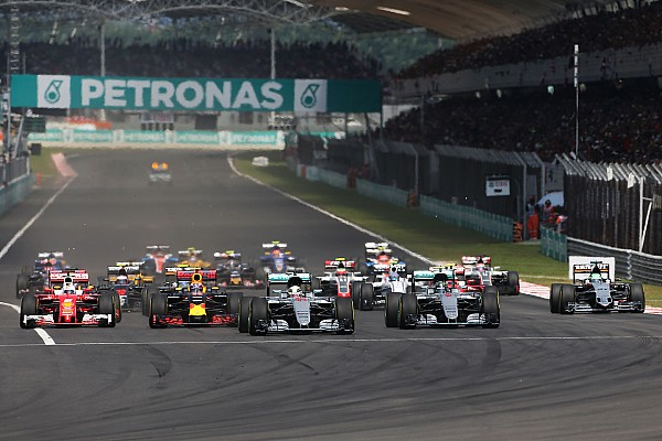 F1 马来西亚大奖赛退出2018年赛历