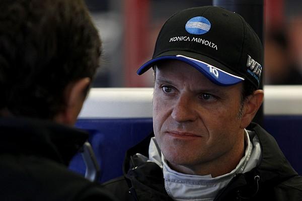 Barrichello'dan Alonso'ya uyarı: